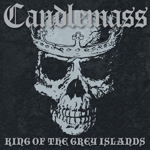Framsidan på Candlemass nya CD.